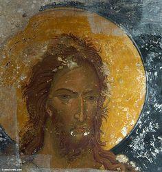 Agios Alexios in Prinos, Prefecture of Rethymno Godly Man, John The Baptist, Illuminated Manuscript, Byzantine, Crete, Macedonia, Mosaics, Anatomy, Painting