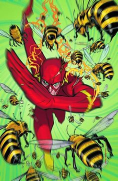 The Flash by Brian Stelfreeze