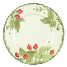 Vintage STRAWBERRY FAIR Salad Plate by Franciscan Ware. $10.00 via Etsy.   Strawberries   Pinterest   Franciscan ware Salad plates and Ware F.C.  sc 1 st  Pinterest & Vintage STRAWBERRY FAIR Salad Plate by Franciscan Ware. $10.00 via ...