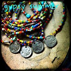 Gypsy Summer Necklaces