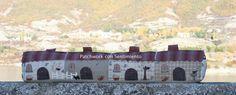 Casas del Pirineo en Arguis (Huesca)