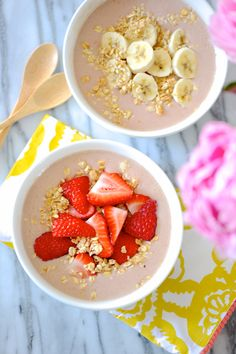 Create Your Own Smoothie Bowl in 1 Easy Step