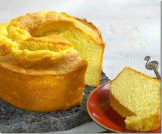 Paula Deen's Grandmother Paul's Sour Cream Pound Cake