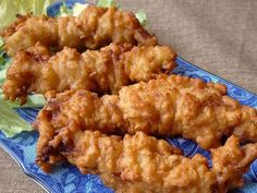 Fried Crispy Chicken Tenders (A Family Favorite) Recipe - Yummy this dish is very delicous. Let's make Fried Crispy Chicken Tenders (A Family Favorite) in your home! Whole Chicken Recipes Oven, Marinated Chicken Recipes, Ground Chicken Recipes, Meat Recipes, Asian Recipes, How To Cook Chicken, Cooking Recipes, Gastronomia, Kitchens