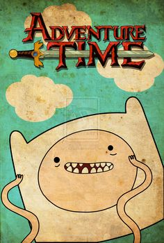 Adventure Time Poster by ~TedRoth on deviantART