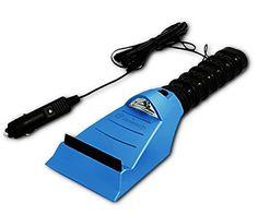 Zone Tech Heated Car Window Snow/Ice Scraper with Light - Blue 12V LED Light Heated Ice/Snow Scraper with 14 feet Long Cord - http://www.caraccessoriesonlinemarket.com/zone-tech-heated-car-window-snowice-scraper-with-light-blue-12v-led-light-heated-icesnow-scraper-with-14-feet-long-cord/  #Blue, #Cord, #Feet, #Heated, #IceSnow, #Light, #Long, #Scraper, #SnowIce, #Tech, #Window, #Zone #Fall-Winter-Driving, #Ice-Snow-Scrapers