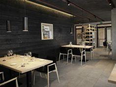 Osteria Il Grano di Pepe restaurant by Marco Bernardi, Ravarino – Italy » Retail Design Blog