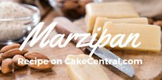 Make your own marzipan instead of buying it. Marzipan is used to frost cakes and for making candies, and all sorts of other goodies. Please...