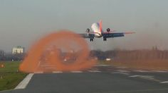 Commons Aviation @commonsaviation Wake vortex created by a @DLR_en VFW 614 https://commons.wikimedia.org/wiki/File:Wake_vortex_generated_by_ATTAS_at_the_research_airport.jpg … DLR CC-BY 3.0 #avgeek @DLR_de @classicairline