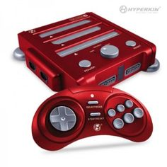 Amazon.com: Hyperkin Retron 3 Video Game System for NES/SNES/GENESIS - Red: Video Games $49.00