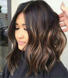hair length & style