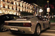 In stijl door Monaco met een Ferrari Testarossa - Autoblog.nl