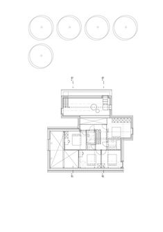 House Aartrijke,Floor Plan