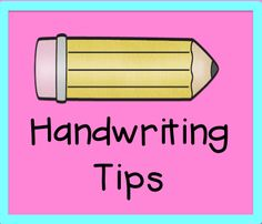 Messy Handwriting Tips! Raised lined writing paper can help students with messy handwriting.  Find out how to make your own raised line paper.
