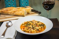 Tastebuds in Tuscany: Making Rustic Tuscan Minestrone Soup