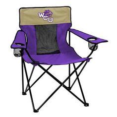 Western Carolina University Chair Elite Adult Tailgating Seat