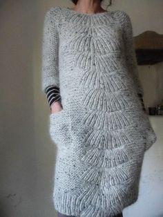 strickmode winterkleider winterpullover damen