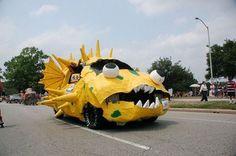 STRANGE FACTS WORLD WIDE: FUNNY & STRANGE CARS IN THE WORLD ...