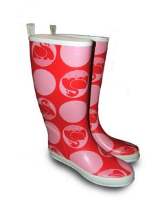 the danes have such great wellies