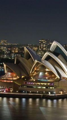 Sydney Opera House ~ Sydney, Australia