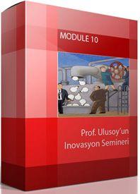 MODULE 10 Prof Ulusoy Inovasyon Semineri [in Turkish] starting from $0.00