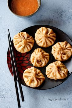 whole wheat veg momos