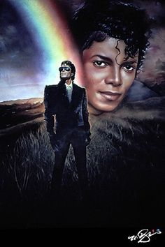 Michael Jackson art, not sure of the artist, if anybody knows; please tell me.