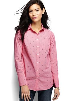 Women's+Casual+Easy+Shirt+from+Lands'+End