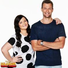 We're ready to have a go and show the rest of Australia that we're keen for a laugh! #firstbrothersisterteam #goWA
