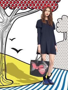 [No.11/19] RED VALENTINO 2014~15秋冬コレクション   Fashionsnap.com