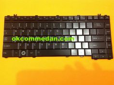 keyboard toshiba M501