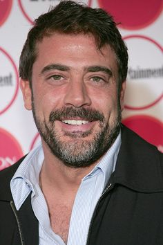 Jeffrey Dean Morgan - Oh my!  Hubba Hubba!  Some men just get better and better with age!