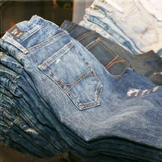 Jeans on Jeans on Jeans