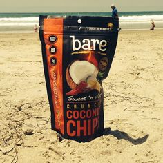 It's bare #beachbum. Get your mind outta the gutter;) #snack #beach #spicysnack #playinghooky summer #snacktime #happysnacking