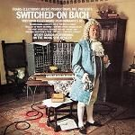Wendy Carlos: Switched on Bach (album cover) - this best-selling album was largely created using Moog synthesizers
