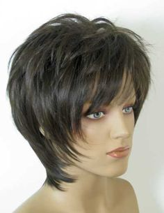 shag hairstyles - Google Search