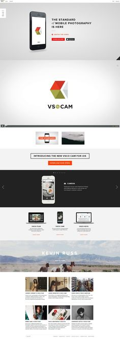 Visual Supply Co http://vsco.co/