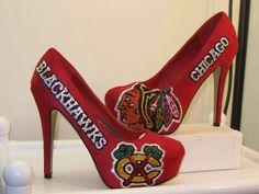Chicago Blackhawks!!! Now this is my idea of Sportswear!!!! Love them! Love them! Gotta have them!!!
