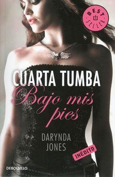 Adicta a los libros: Reseña: Primera tumba a la derecha (Charley Davidson #1) - Darynda Jones