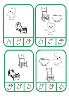 GOLDILOCKS Amp THE 3 BEARS ACTIVITIES