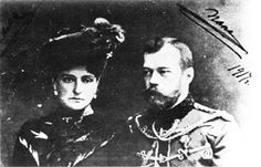Nicholas and Alexandra, 1917-Right before  the Revolution and Lenin came back form his exile in Switzerland