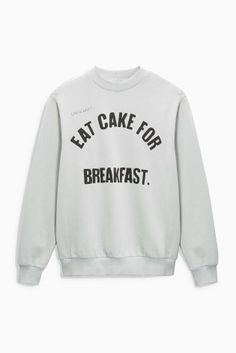 "It's the weekend. Do what you want and ""eat cake for breakfast""! I know I will be!"