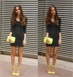 Night Out (by Silvia Cuesta) http://lookbook.nu/look/3673111-Night-Out