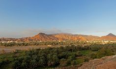 Wadi Fanja | Virtual Tour - 360° Panorama view.  courtesy: Virtual Museum of Geology in Oman  (see 360° view, click on the picture)