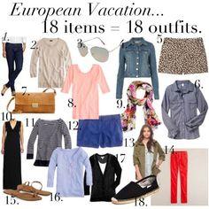 Euro packing