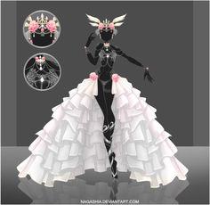 Commission for SilverAngel907 by Nagashia.deviantart.com on @DeviantArt