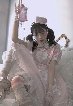 Pastel Goth Fashion, Kawaii Fashion, Lolita Fashion, Cute Fashion, Rock Fashion, Fashion Boots, Street Fashion, Manga Kawaii, Kawaii Girl