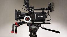 OConnorized RED Rig Cinema Camera, Made Video, Camera Accessories, Wide Angle, Telescope, Filmmaking, Cameras, Documentaries, Lenses