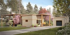 Custom Home Designs, Custom Homes, Hybrid Design, Container Homes, Beautiful Places, Relax, Houses, House Design, Traditional