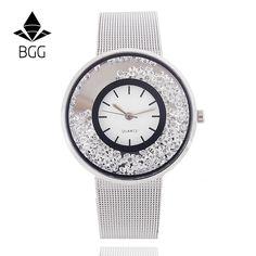 $5.14 (Buy here: https://alitems.com/g/1e8d114494ebda23ff8b16525dc3e8/?i=5&ulp=https%3A%2F%2Fwww.aliexpress.com%2Fitem%2F2016-Hot-Fashion-Stainless-Mesh-Strap-Watch-Women-Crystal-Dial-Poplular-Brand-Wristwatches-Ladies-Gold-Silver%2F32723236227.html ) 2017 Hot Fashion Stainless Mesh Strap Watch Women Crystal Dial Popular Brand Wristwatches Ladies Gold Silver Dress Quartz-Watch for just $5.14